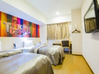 Kaohsiung Sanduo Hotel-Standard Twin Room