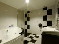 花鄉時尚汽車旅館-巨蛋店-衛浴設備