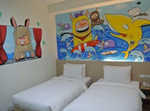 秝芯雙床房
