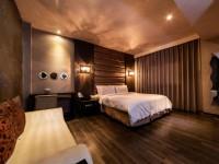 日光河堤旅店-大廳
