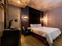 日光河堤旅店-豪華三溫暖套房