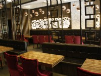 旅行家商旅-餐厅