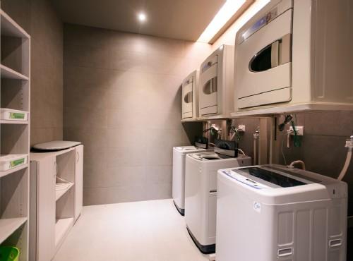 自助洗衣室