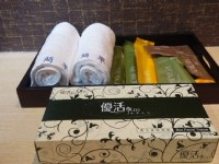 簡單生活商旅-房內備品