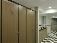 飛行家青年旅店-衛浴空間(混和層)