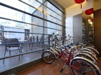 統茂高山青飯店-自行車租借