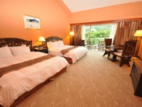 Howard Beach Resort - Kenting-Executive Twin(Mountain)