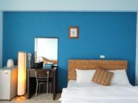 南卡威音樂餐廳旅店-南洋風雙人房