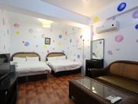 南卡威音樂餐廳旅店-一般四人房