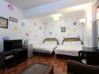 南卡威音樂餐廳旅店-四人房