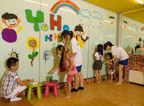 童玩世界彩繪教室