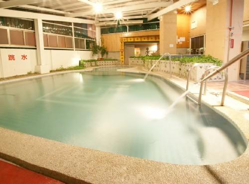 水療SPA池