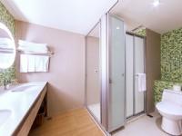 美棧大街旅店-精緻雙人房浴室