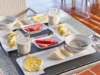 聽靜海休閒會館-早餐