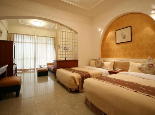 歐式雙床房