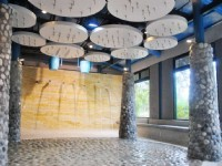 娜路彎大酒店-壁面水柱