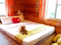小熊渡假村-木屋雙人房
