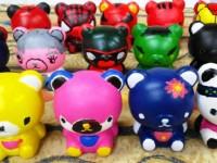 小熊渡假村-熊娃娃兵團