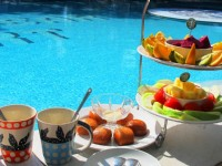 小熊渡假村-下午茶