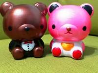 小熊渡假村-熊娃娃彩繪