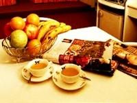 旅行家商務會館-精緻餐點