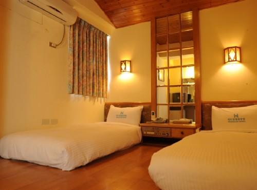 日式二單床套房