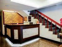 假期商務旅館-櫃台
