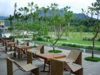 鹿鳴溫泉酒店-景觀咖啡座