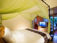 鹿鳴溫泉酒店-豪華溫泉雙人客房