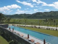 鹿鳴溫泉酒店-無邊際山景游泳池