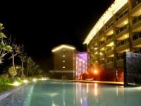 鹿鳴溫泉酒店-溫泉游泳池