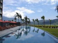 鹿鳴溫泉酒店-無邊界露天冷泉游泳池