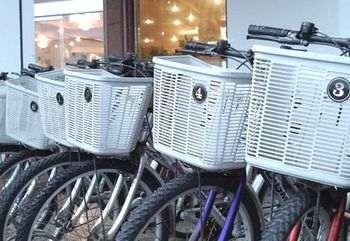 腳踏車租賃