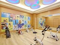 鮪魚家族飯店台東館(旗魚)-健身房