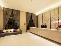 F HOTEL知本館-飯店櫃台
