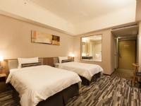 F HOTEL知本館-雅緻二人房-地毯