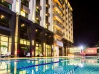 F HOTEL知本館-游泳池