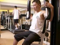 國賓大飯店-健身房