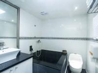 嘉賓閣溫泉會館-幸福雙人房浴室