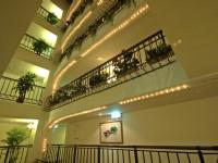 Keymans Hotel-Atrium