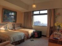 漢王洲際飯店-華夏雙人套房