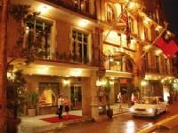 漢王洲際飯店-外觀